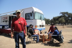 Community Event Clinic on Wheels