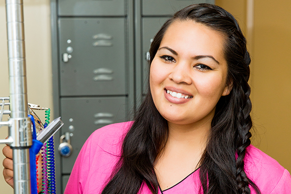 American Indian Health and Services Employee