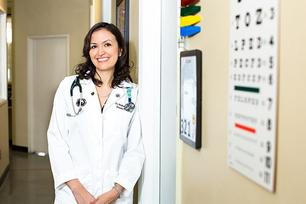 American Indian Health and Services Medical Professional